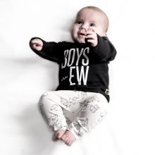 tshirt boys are ew en broekje origami