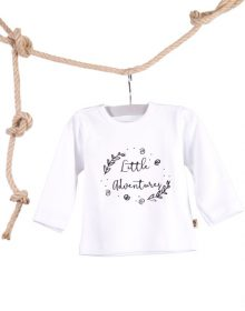 Baby T-shirt Little Adventures Wit