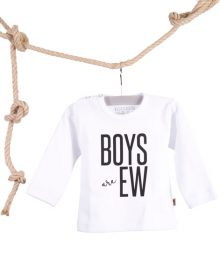 Baby T-shirt Boys are Ew Wit