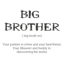 Print-T-shirt-Big-Brother
