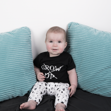 Baby T-shirt Grow Up