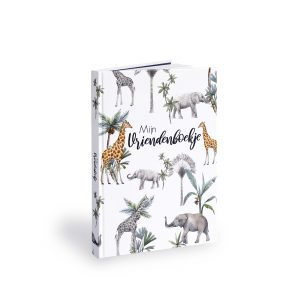 Vriendenboekje Cover 2